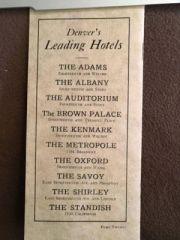 Denver's Leading Hotels