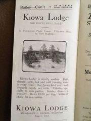 Kiowa Lodge