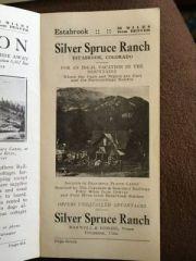 Silver Spruce Ranch